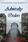Admiralty Orders Book Cover